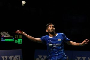 Have gone through a tough phase, but Olympics on mind: Kidambi Srikanth
