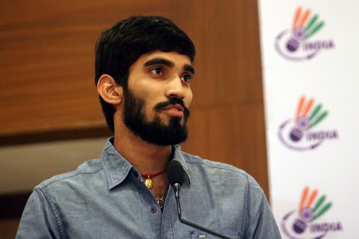 Kidambi Srikanth, Kento Momota, Brice Leverdez, Sourabh Verma, Hong Kong Open, China Open, BWF World Championships