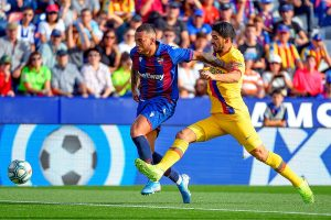 Barcelona yet to zero in on Suarez potential replacement: Reports