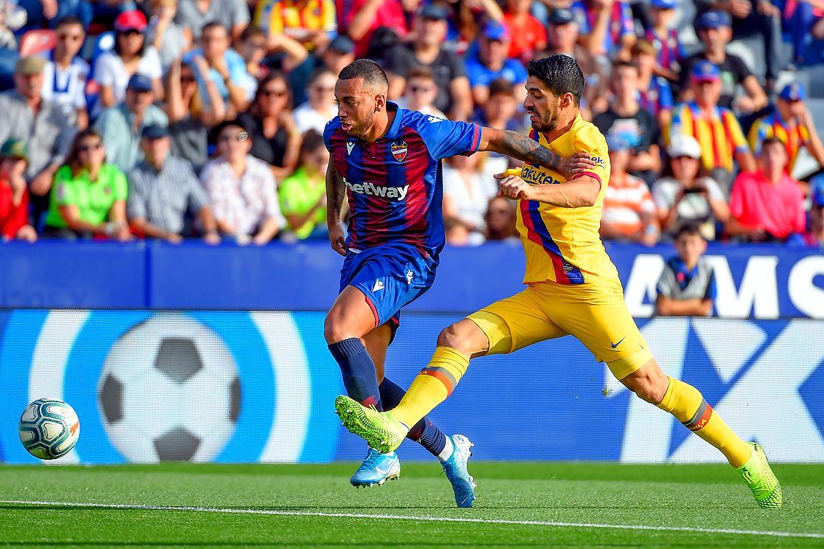 Luis Suarez, Barcelona, La Liga, Barca, Liverpool