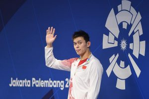 Olympic champ Sun Yang accuses nurse of illegal blood collection