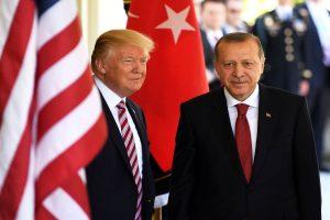 Donald Trump confirms Turkey President Erdogan will visit White House next week