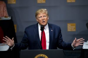 US President Donald Trump lashes out at impeachment probe