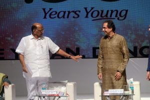 Maharashtra Guv invites NCP to form govt; Sena waits as Cong, Sharad Pawar's party seek clarity