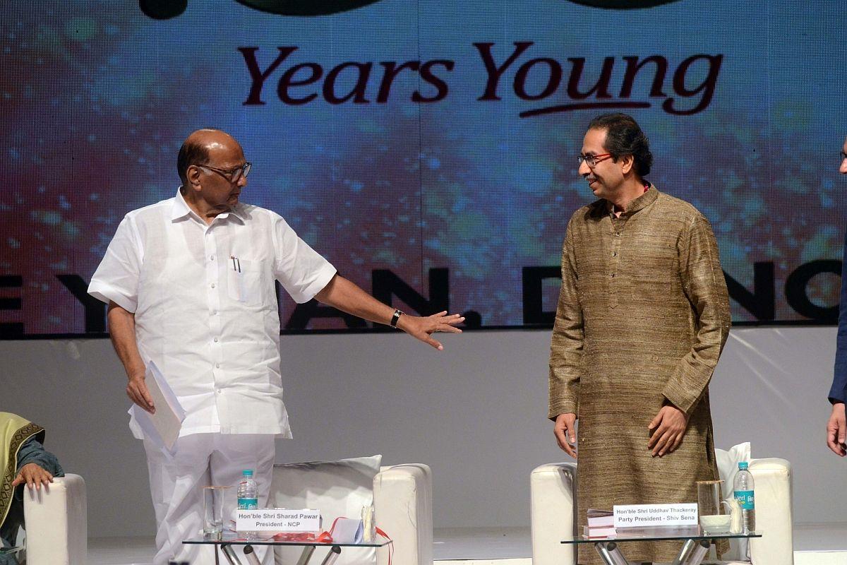 Maharashtra government formation: Uddhav, Aaditya Thackeray to meet Sharad Pawar in Mumbai