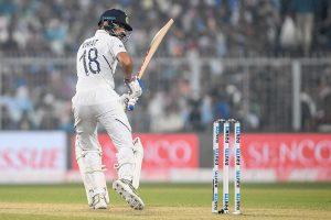 Kohli becomes fastest to 5000 Test runs as captain