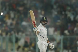 Sunil Gavaskar lauds Virat Kohli for lifting standards of Team India