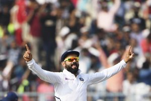 Virat Kohli pips MS Dhoni to become Indian captain with most successive Test wins