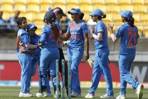 Women's tri-nation series: India lose again, succumb to 4-wicket defeat against England