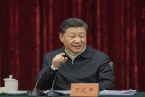 Xi Jinping, France President Macron back 'irreversible' Paris climate pact