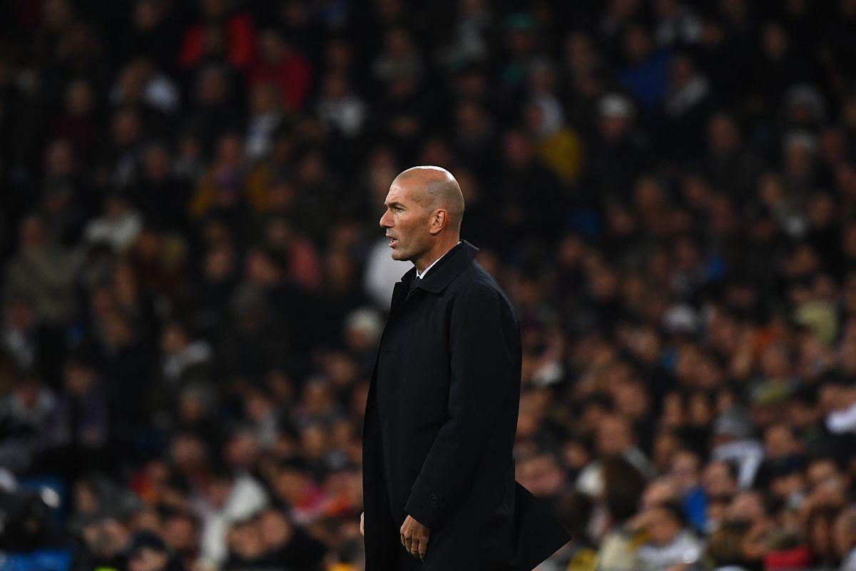 Kylian Mbappe, Zinedine Zidane, PSG, Real Madrid vs PSG,