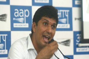 AAP attacks on Delhi Police, terms it as 'armed wing of BJP'
