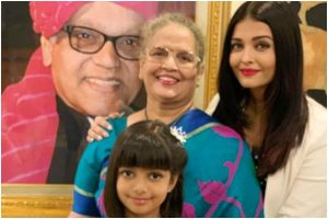 Aishwarya Rai Bachchan pens heartfelt note for her late father on his birthday
