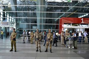 Bag at Delhi airport tests positive for suspected RDX in initial checks, triggers panic