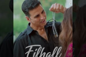 Watch| Akshay Kumar's first-ever music video 'Filhaal' outnow