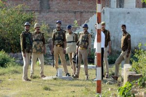 UP on high alert after Intelligence agency warns of terrorist presence