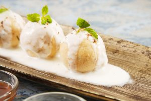 Recipe: Sweet and spicy 'Stuffed Boiled Potato Chaat'