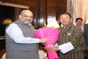 Bhutanese Foreign Minister meets Amit Shah, S Jaishankar