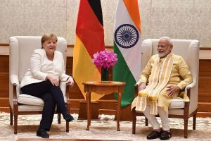 Current situation in Kashmir not sustainable, needs to change for sure: Angela Merkel