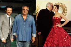 Anil, Jahnvi Kapoor share heartfelt birthday wishes for Boney Kapoor