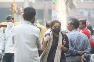Delhi air slips to 'very poor', AQI recorded at 340