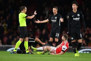 Europa League: Manchester United, Arsenal beaten; Wolves held in entertaining draw