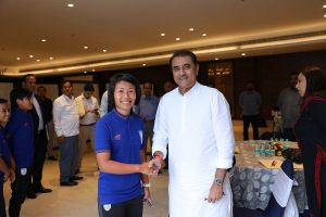 Indian woman footballer Ashalata Devi nominated for AFC player of the year