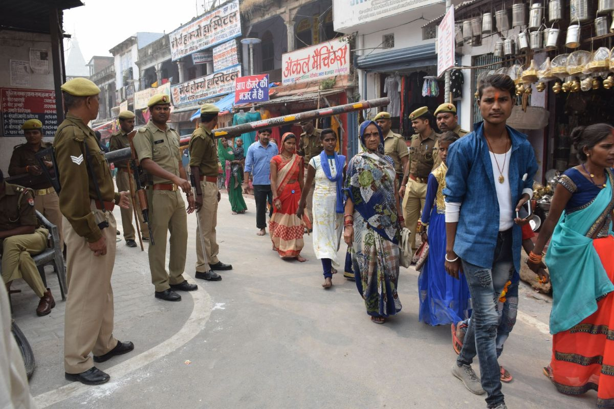 Ayodhya verdict: Leaders urge people to maintain harmony, security beefed up
