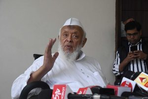 No alternative acceptable for mosque in Ayodhya: Jamait Ulama-e-Hind