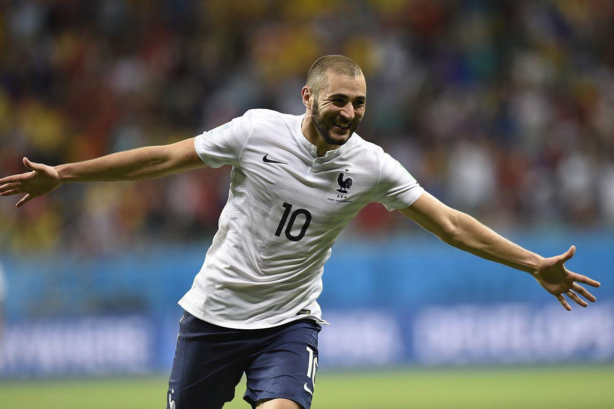 Karim Benzema, France Football Team, Real Madrid, Zinedine Zidane, French Football Federation (FFF)