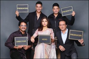 Bhumi Pednekar to play 'hero' in Akshay Kumar film 'Durgavati'