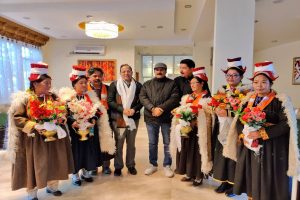 BJP's new office in Leh at height of more than 11,000 feet