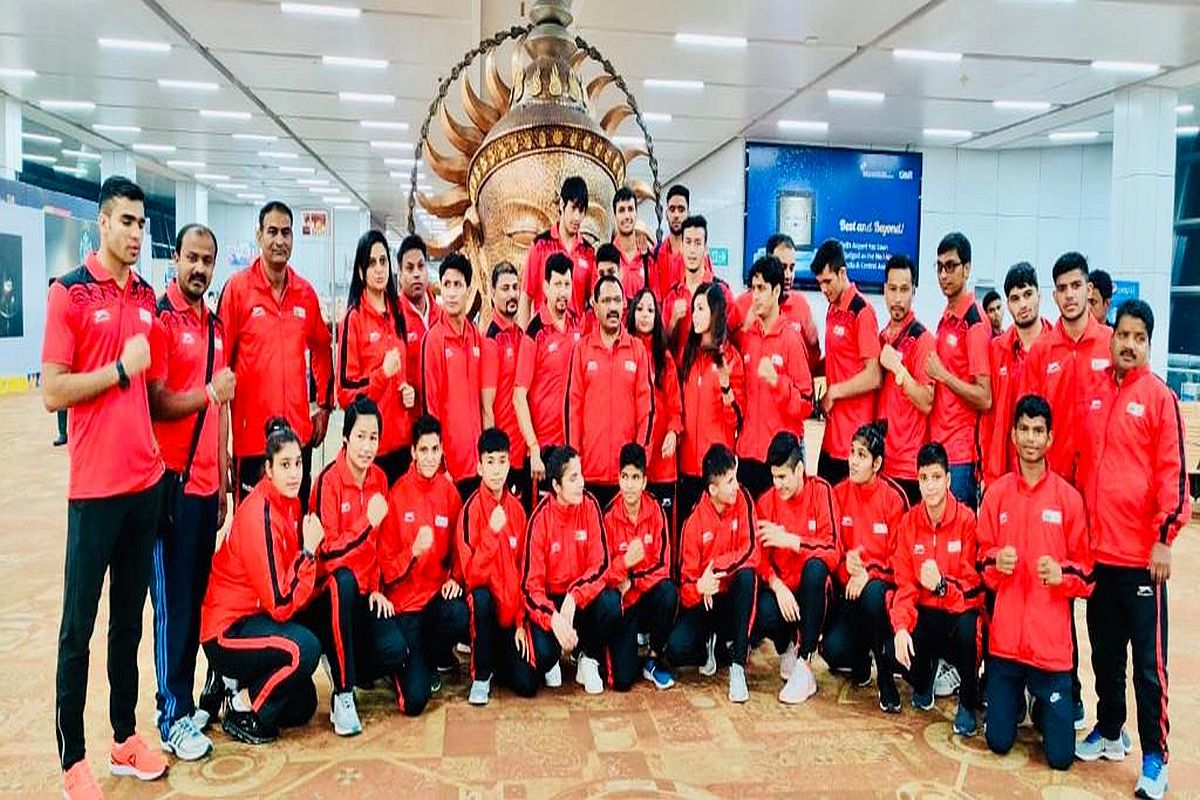 Asian Youth C'ship: Indians garner five gold, finish with 12 medals