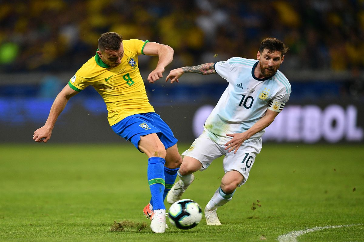 Conmebol Urges Fifa To Postpone 2022 World Cup Qualifiers Till September