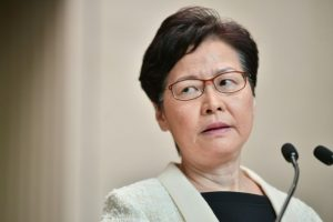 Hong Kong to stick to 'one country' two systems' policy: Carrie Lam