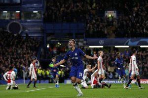 Chelsea vs Ajax: Blues recover 3-goal deficit amidst VAR chaos