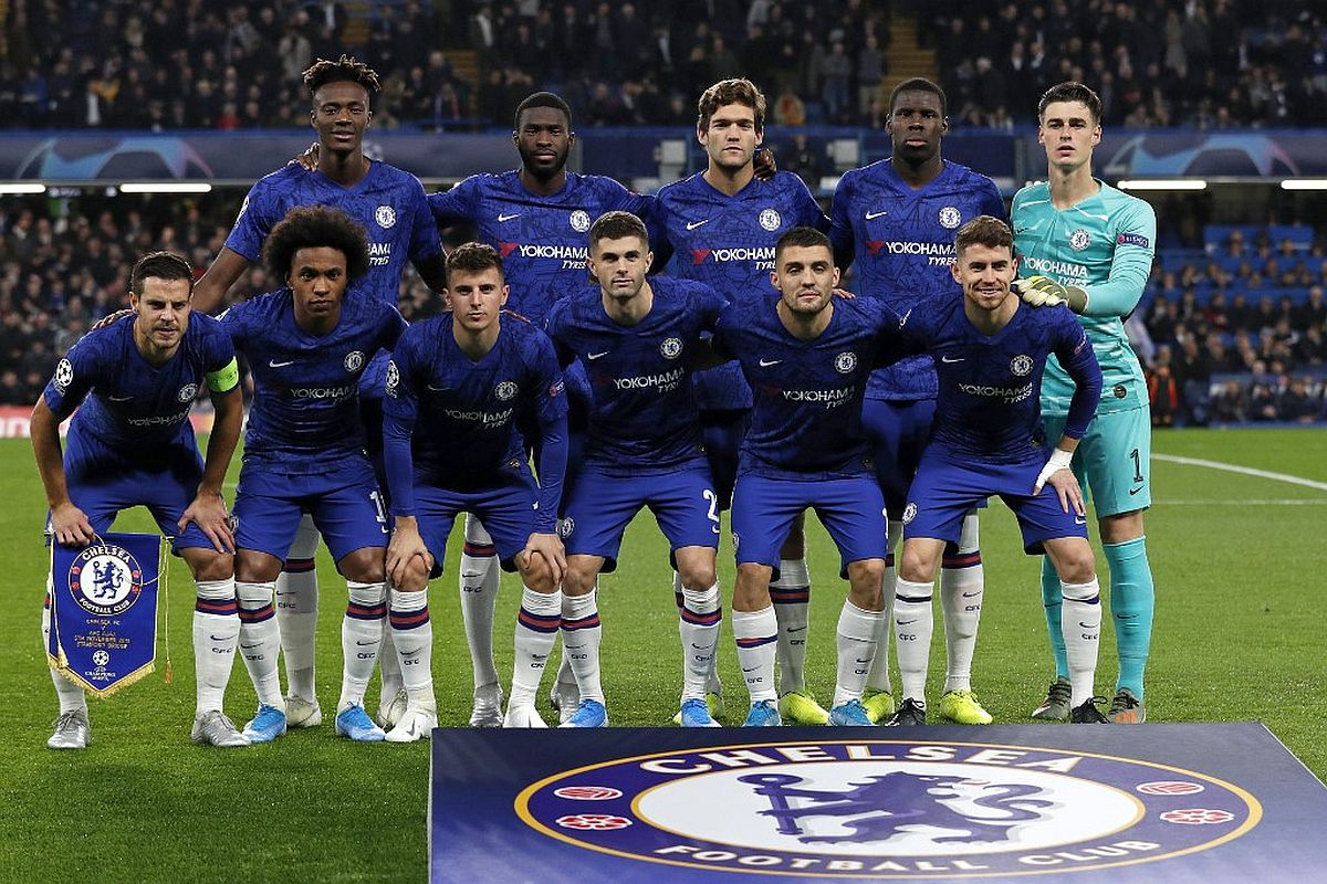 Chelsea Vs Crystal Palace English Premier League 2019 20 Match Preview Team News Live Streaming Details When And Where To Watch