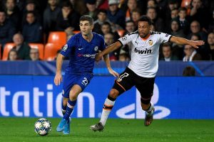 Christian Pulisic on mark as Valencia, Chelsea play entertaining draw
