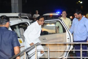 ED opposes Chidambaram's bail plea, claims he wields 'substantial influence' on witnesses
