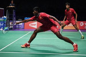 Fuzhou China Open: Satwiksairaj Rankireddy, Chirag Shetty qualifies for 3rd round in men's doubles