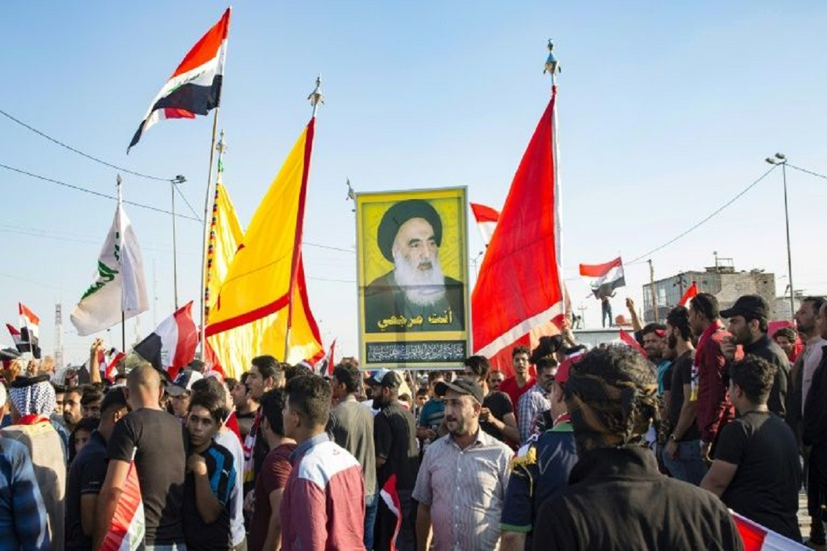 Baghdad protests: 'Iraq will never be same', says top cleric