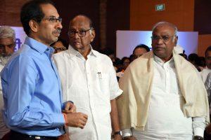 Maha Vikas Aghadi announces Common Minimum Program, focuses on farmers, unemployment