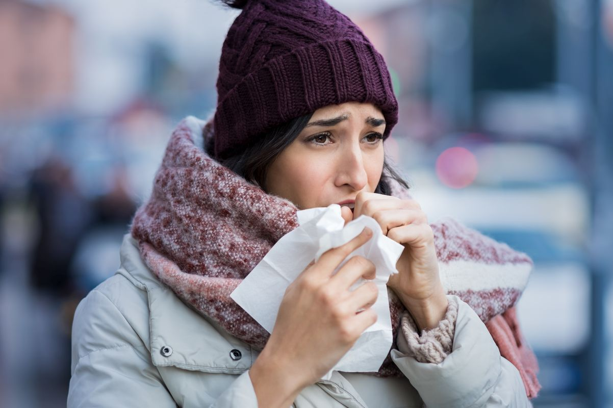 Few tips and precautions if you catch cold and cough in winter season
