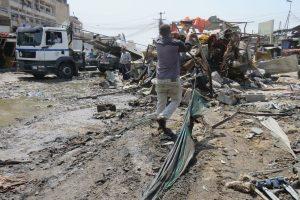 Iraq: 6 killed in three blasts across Baghdad, many injured