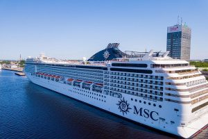 Football fans to get chance to stay in cruise liners during FIFA World Cup 2022 in Qatar