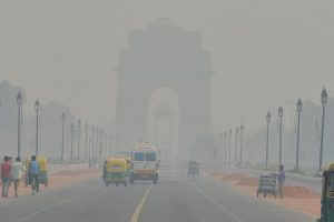 'Delhi choking every year, states only interested in gimmicks': SC fumes over air pollution