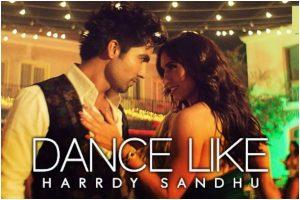 Watch| Harrdy Sandhu, Loren Gottlieb soar the temperature in latest song 'Dance Like'