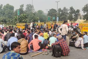 'By calling us Divyang our problems will not solve:' Disabled candidates continue their protest in Delhi