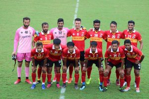 I-League: Marti Crespi last-gasp goal helps East Bengal beat TRAU 2-1
