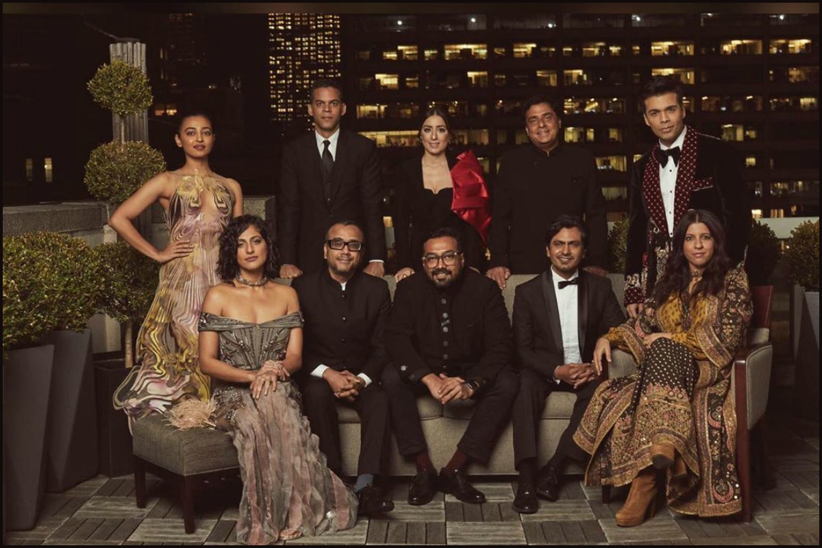 Emmy Awards 2019, Emmy Awards, International Emmy Awards 2019, complete list of Emmy winners, Netflix, Sacred Games, Lust Stories, McMafia, The Remix, Witness: India's Forbidden Love, Radhika Apte, Anurag Kashyap, Zoya Akhtar, Kubbra Sait, Vikramaditya Motwane, Dibakar Banerjee, Nawazuddin Siddiqui,Ronnie Screwvala